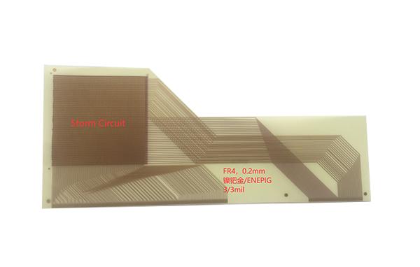 纳米应用镍钯金PCB